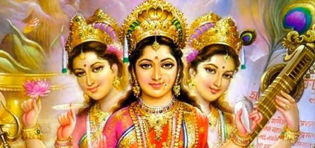 durga-lakshmi-saraswati-290-height