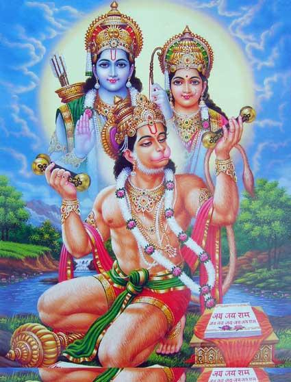 hanuman_ram_sita